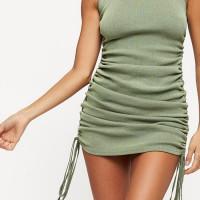 Military Minds Mini Dress