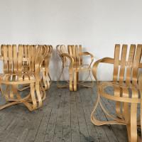 Cross Check Chairs