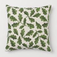 H & M - Cotton Canvas Cushion Cover - Green