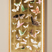Golden Flight Wall Art By Anthropologie in Assorted Size